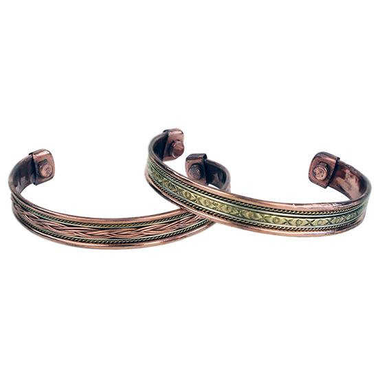Kupferarmband Magnetisch